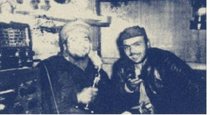 LU3ZY1955 Operators of Ahumada and Hermelo