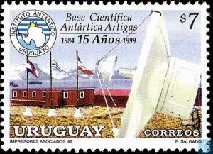Artigas on Philately
