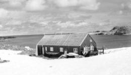 Base _N_ Anvers Island 1954-55