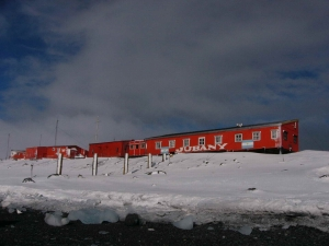 Basi ARG Base Jubany