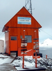 Basi ARG Almirante Brown Station