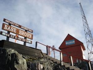 Basi ARG Base Brown Puerto Paraiso