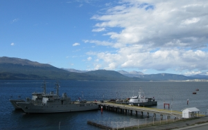 Basi CHL Puerto Williams Naval Base CHL-18