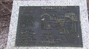Basi CHL Waterboat poin at Gonzales Videla base