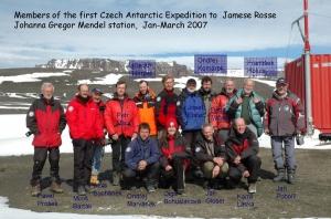Basi CZE Mendel Team 2007