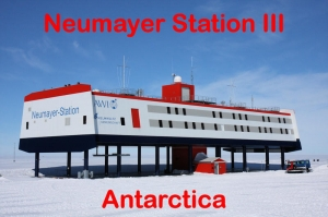 Basi DEU Neumayer III Station