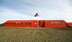 Basi ECU Maldonado Base Antartida