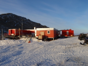 Basi FIN Troll Research Station Antarctica