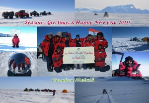 Basi_IND_SouthPole_New year2011