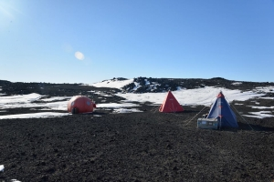 Basi ITA MZS Edmonson Point Remote Camp