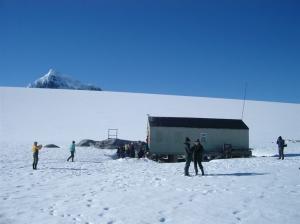 DAMOY point hut