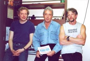 Dominik, Nikolay & Oleg
