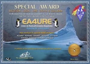 EA-Special Award