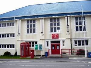 Falklands-Post office