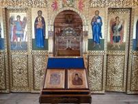 Icons at Trinity Church