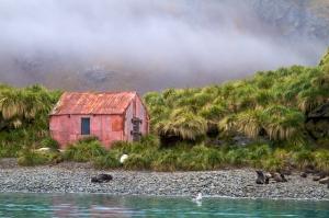 Jason Harbor Hut