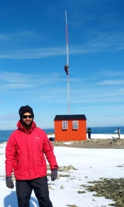 LU4CJM-Z Refugio Albatros