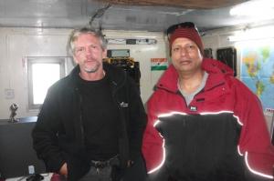 R1ANF Oleg Sakharov & Bhagwati Prasad