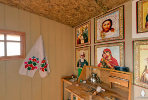 St. Volodymyr Chapel at Ukrainian Vernadsky Base (1)