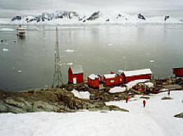 View of Port Lockroy